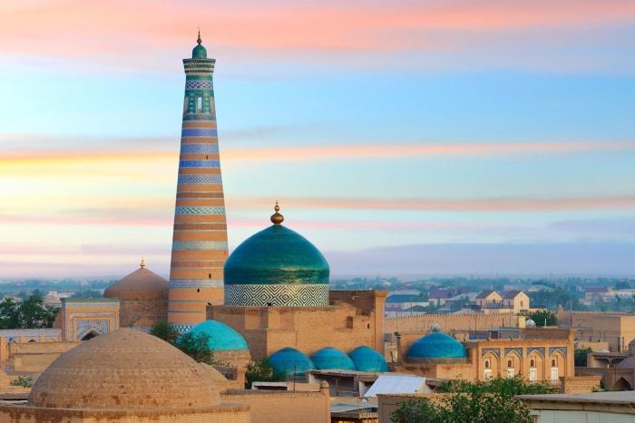 Древний город Хива, Узбекистан.