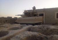 В сети опубликовано фото российского робота-танка в Сирии