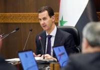 Башар Асад встретился с российской делегацией