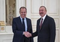 Ильхам Алиев и Сергей Лавров обсудили сотрудничество России и Азербайджана