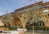 Первая эко-мечеть Европы, которую строили более 10 лет