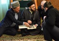 Муфтий РТ посетил исправительную колонию №2 в Казани