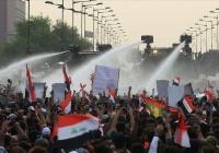 В Ираке из-за протестов отметили рождественские торжества