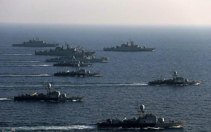 Стала известна дата военных учения России, Ирана и Китая.
