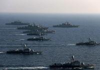 Россия, Иран и Китай проведут совместные военные учения