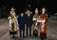 В Татарстан прибыл министр промышленности и технологий Турции