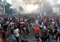 Более 400 человек погибли в Ираке за два месяца протестов