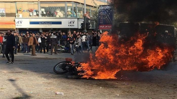 В Иране прошли масштабные беспорядки.