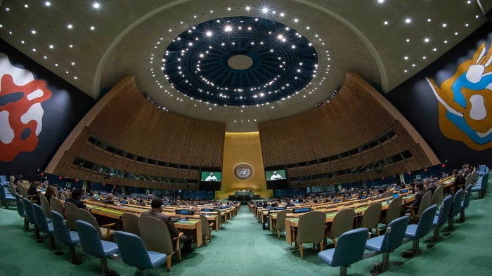 ГА ООН приняла резолюцию с призывом к Израилю прекратить поселенческую деятельность.