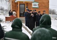 Муфтий Татарстана открыл мечеть в колонии-поселении