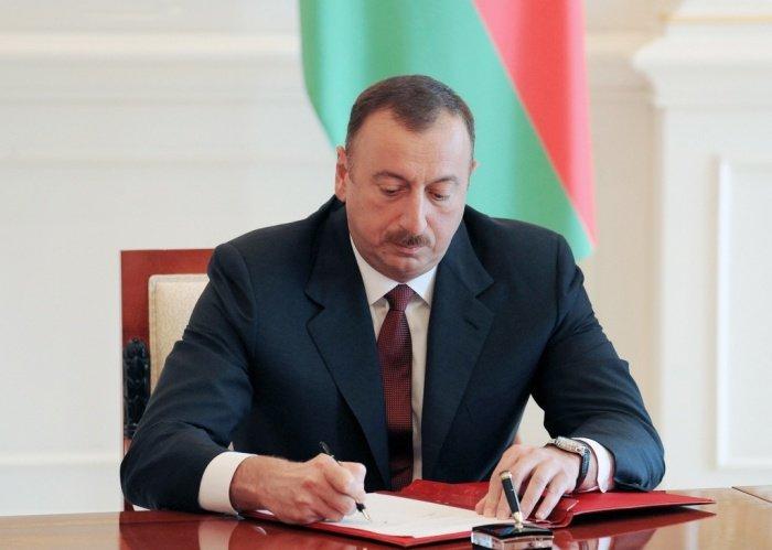 Ильхам Алиев назначил дату внеочередных парламентских выборов.