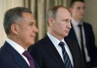Минниханов: Владимир Путин посетит Татарстан 13 декабря