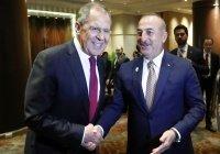 Лавров и Чавушоглу встретились «на полях» заседания СМИД ОБСЕ