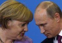 Путин и Меркель встретятся «на полях» нормандского саммита