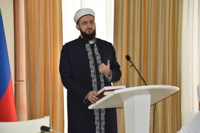 В Махачкале презентовали издание перевода смыслов Корана от ДУМ РТ