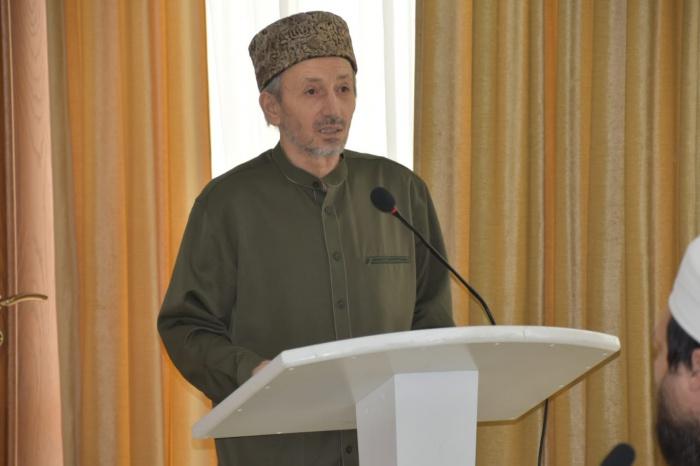 муфтий Дагестана шейх Ахмад афанди Абдулаев