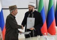 Сотрудничество муфтиятов Татарстана и Дагестана закрепилось документально