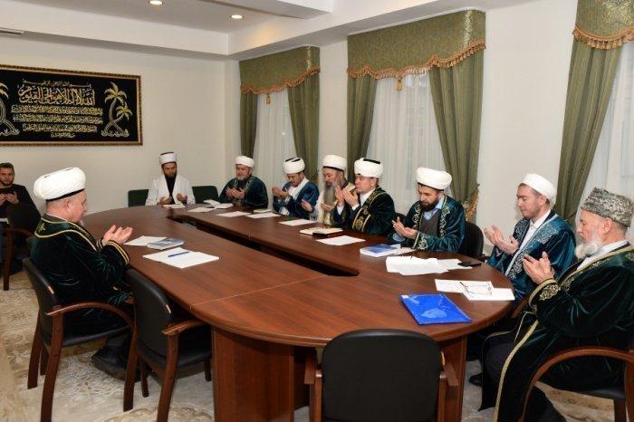 Казыи Татарстана обсудили вопросы укрепления института семьи.