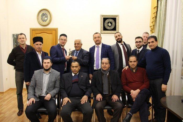 Палестинская делегация находится в Казани.