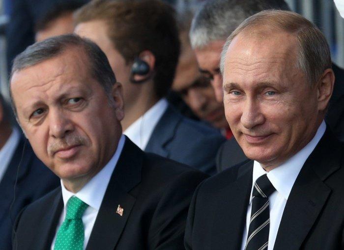Президент Турции сообщил о возможных переговорах с Владимиром Путиным.