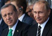 Эрдоган хочет обсудить с Путиным Ливию
