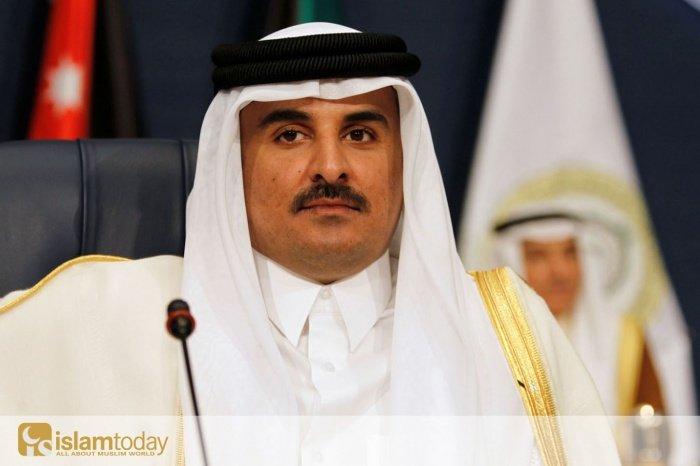 Примет ли участие эмир Катара в ССАГПЗ? (Источник фото: yandex.ru)