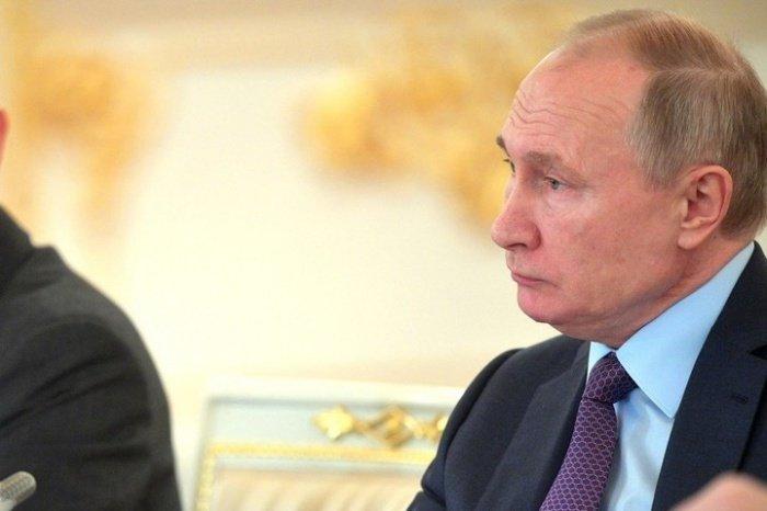 Владимир Путин провел заседание СПЧ.
