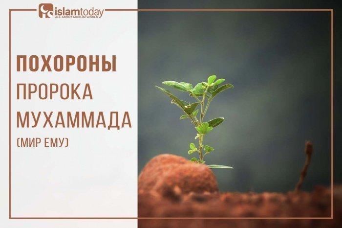 Как проходили похороны пророка Мухаммада (мир ему)?