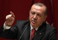Эрдоган обрушился с критикой на Нобелевский комитет