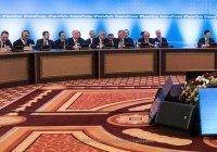 Очередной раунд «астанинских» переговоров по Сирии может пройти в марте