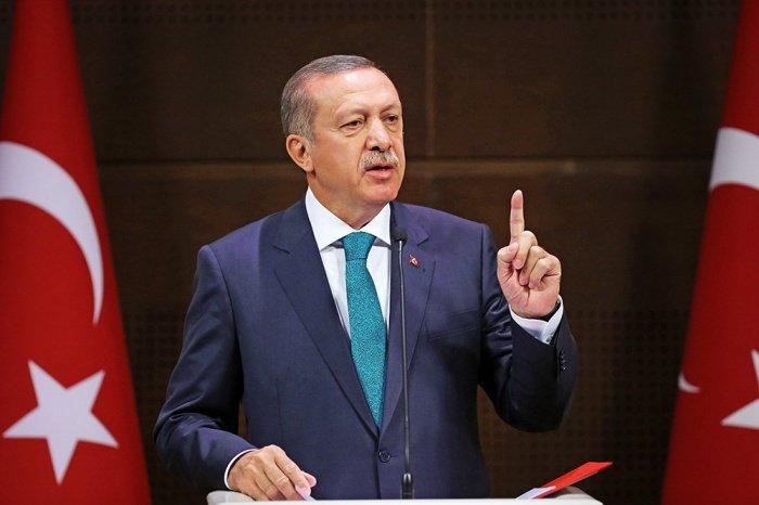Реджеп Тайип Эрдоган назвал истинную причину нежелания ЕС принимать Турцию в свой состав.