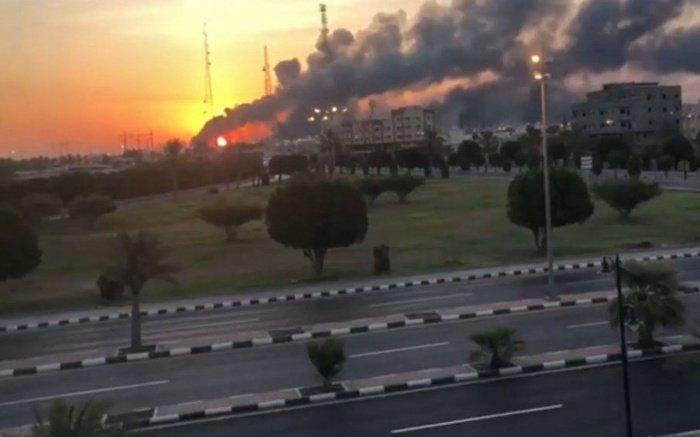 Атаки на саудовскую нефтяную инфраструктуру были соврешены в ночь на 14 сентября.