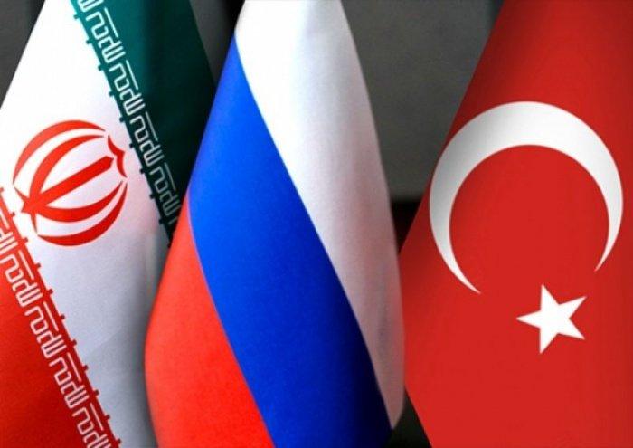 Совместное заявление стран-гарантов перемирия в Сирии.