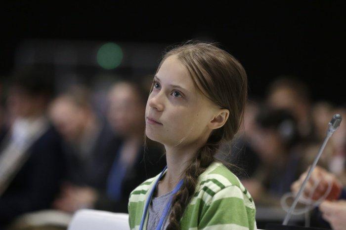Запущенное школьницей движение «климатических забастовок» скоро стало глобальным (Фото: AP Photo/Paul White)