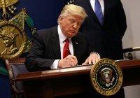 Дональд Трамп подписал указ о борьбе с антисемитизмом