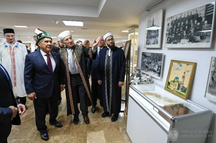 Татарстанская делегация в Беларуси.