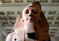 В Египте нашли статую фараона Рамзеса II