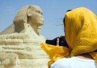 Египет посетят 120 тысяч российских туристов
