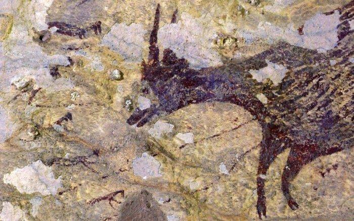 Рисунок может оказаться самым древним среди обнаруженных на планете.
