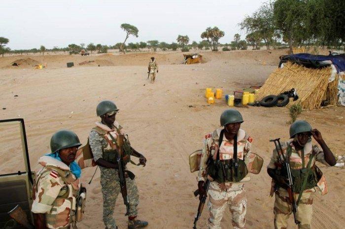 Десятки военных погибли при атаке боевиков.