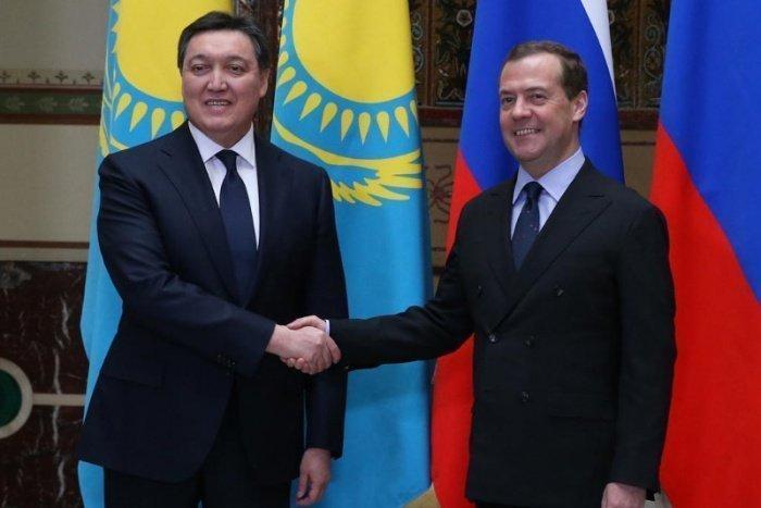 Мамин и Медведев на одной из предыдущих встреч.