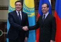 Премьер-министры России и Казахстана встретятся в Алматы