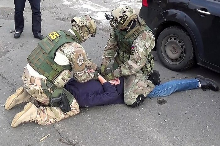 ФСБ предотвратила теракты в Москве.