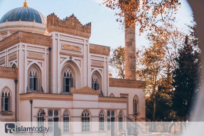Мечеть Йылдыз Хамидие в Стамбуле.