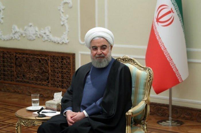 Роухани пожелал дипломату удачи при выполнении обязанностей.
