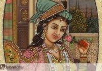 Первая мусульманская правительница Индии