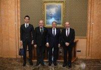 Рустам Минниханов встретился с мэром турецкого Измира