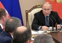 Путин: военно-техническое сотрудничество - один из приоритетов взаимодействия с Африкой