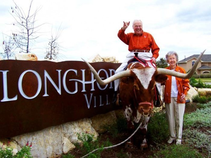 (Фото: Longhorn Village)