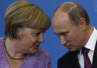 Путин и Меркель обсудили урегулирование в Ливии